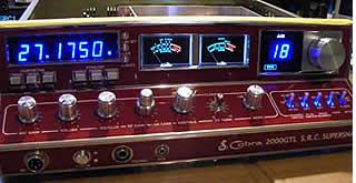 Cobra 2000 GTL CB Radio