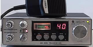 Uniden AX 144 CB Radio