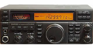 Yaesu FT 840 Ham Radio