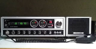 Uniden Madison CB Radio